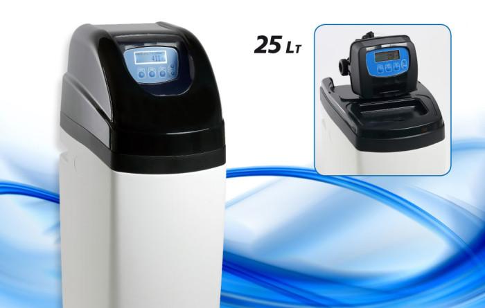 Depuratori acqua ad uso domestico e addolcitoriaddolcitore acqua anticalcare 25lt depuratori - Addolcitore acqua casa ...