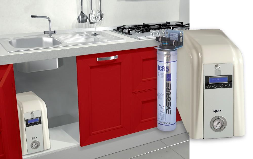 Depuratori acqua ad uso domestico e addolcitoriimpianto a - Impianto acqua casa ...