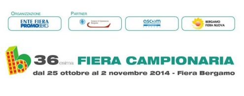 Depuratori Acqualife BERGAMO - Venite a trovarci alla Fiera Campionaria di Bergamo