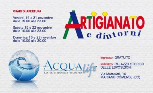 Acqualife-Fiera-artigianato-e-dintorni MARIANO COMENSE