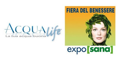acqualife - FIERA DEL BENESSERE – EXPOSANA