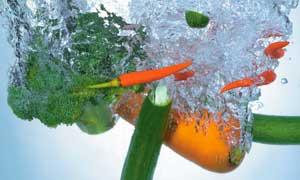 L'importanza dell'acqua buona in cucina