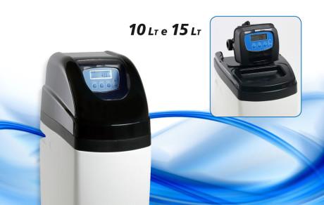 Addolcitore acqua anticalcare 10/15lt