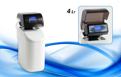 Addolcitore acqua anticalcare 4lt