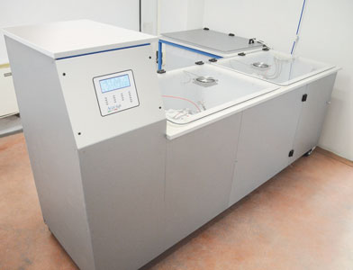 depuratori acqualife controllo qualità dei depuratori d'acqua test durata