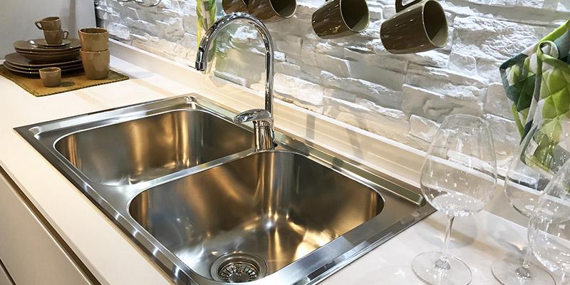 Addolcitore anticalacare, rubinetti sempre lucidi senza alcun probelma