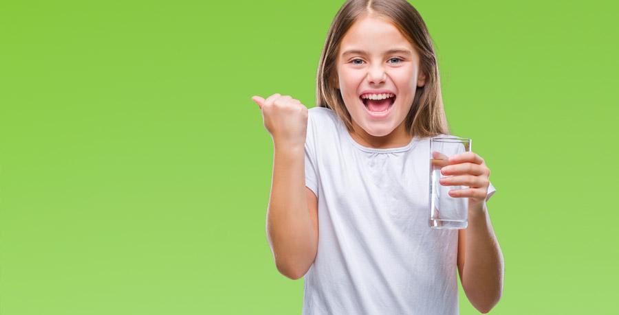acqua da bere buona e pura
