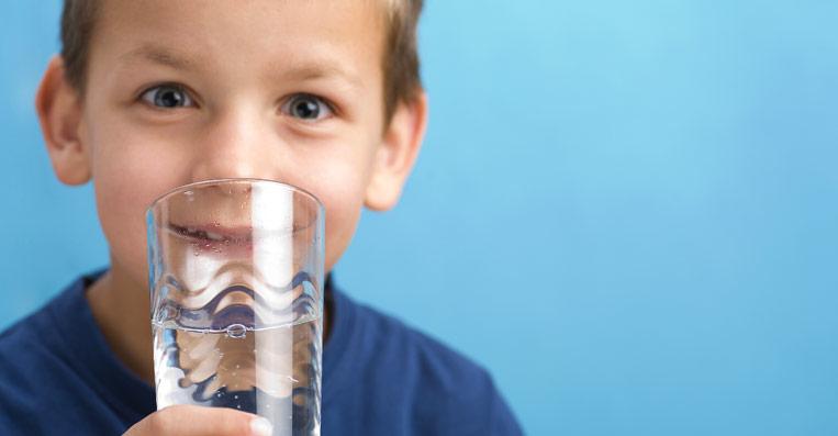 acqua buona grazie alla caraffa filtrante