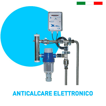 anticalcare per acqua elettronico