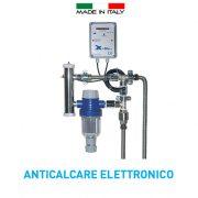 anticalcare elettronico per un acqua priva di calcare