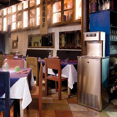 Refrigeratore per bar e ristoranti