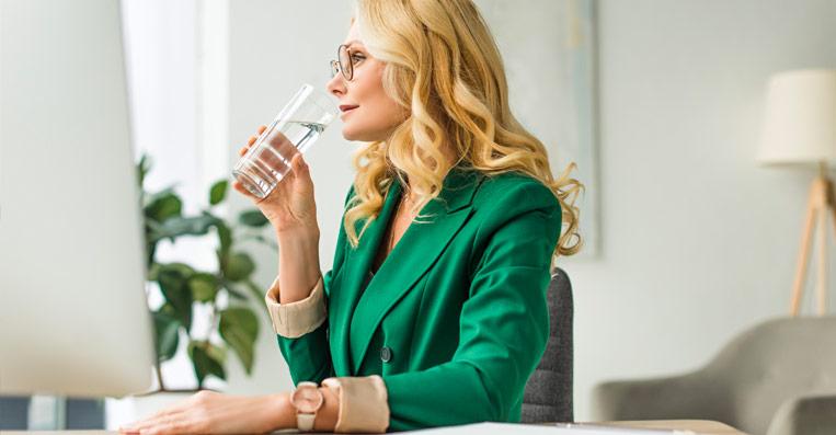 refrigeratore per acqua da ufficio
