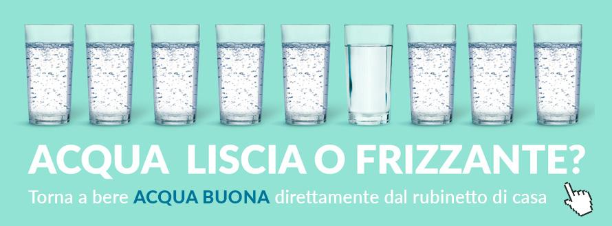 offerta depuratore acqua domestico a zero euro