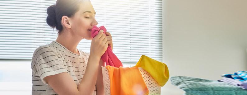 ossigeno attivo per il bucato