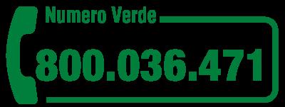 numero verde depuratori acqua