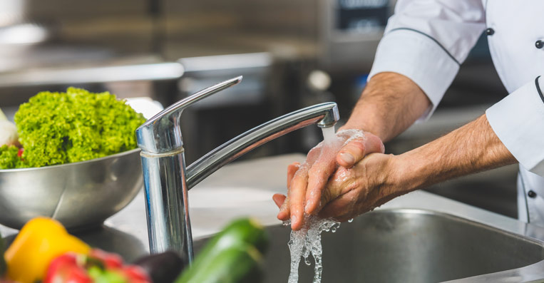acqua senza calcare