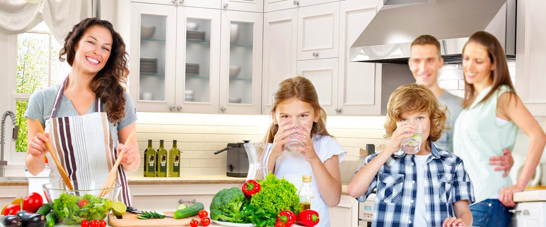 depuratori a osmosi inversa per un'acqua buona dal proprio rubinetto di casa