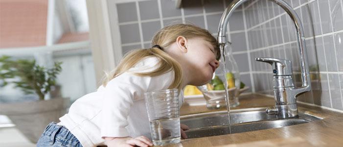 Bere acqua sicura dal rubinetto di casa