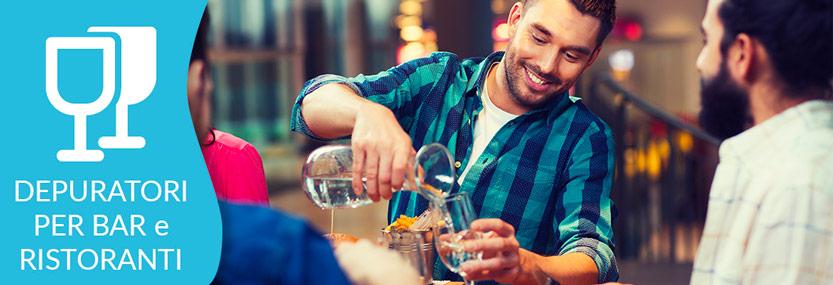 depuratori per bar e ristoranti
