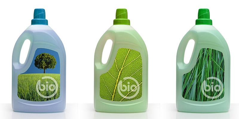 é importante l'utilizzo di detersivi ecologici per ridurre l'impronta idrica