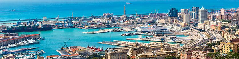 acqua dura a Genova