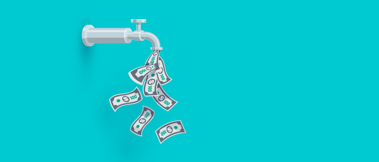 come calcolare la spesa della bolletta dell'acqua