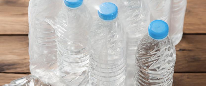 conducibilità acqua nell'etichetta delle acqua