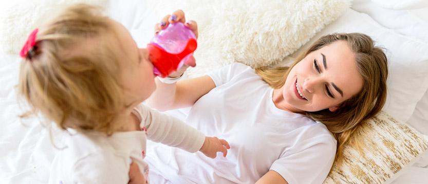 per i neonati è meglio acqua in bottiglia o quella del rubinetto