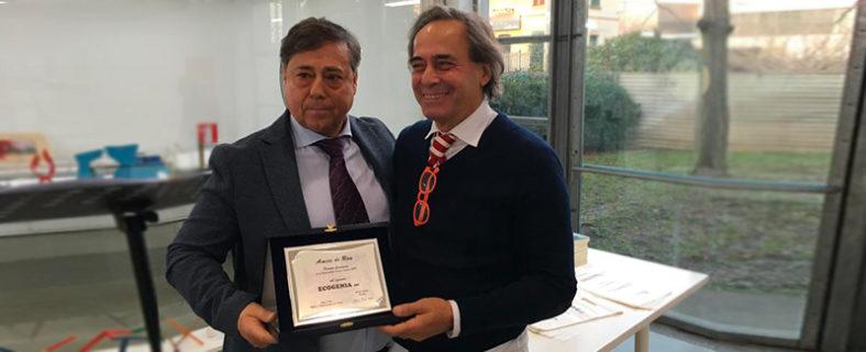 Premiazione Acqualife evento Lissone