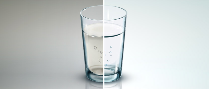 acqualife a favore di meno inquinanti dell'acqua grazie ai depuratori d'acqua
