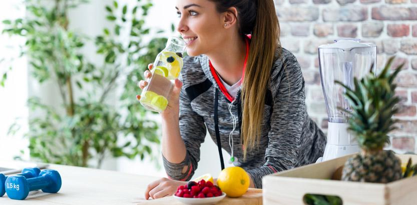 bevanda detox per depurare al meglio il proprio organismo
