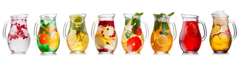 ricette per bevande genuine e fresche