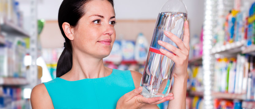 acqua con calcio come leggere l'etichetta dell'acqua