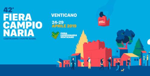 Fiera Campionaria Venticano ad Avellino dal 24 al 29 aprile 2019