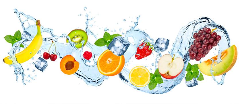 dieta con acqua alcalinizzata