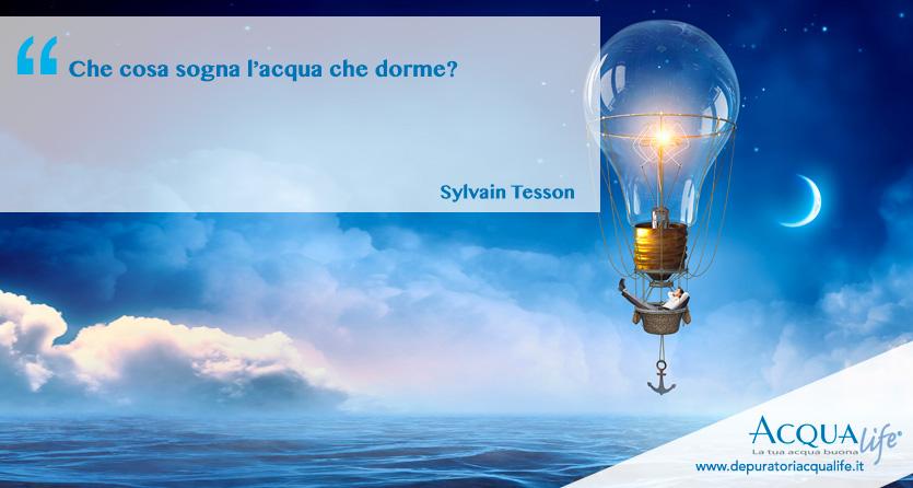 poesia e frasi per bambini dedicate all'acqua