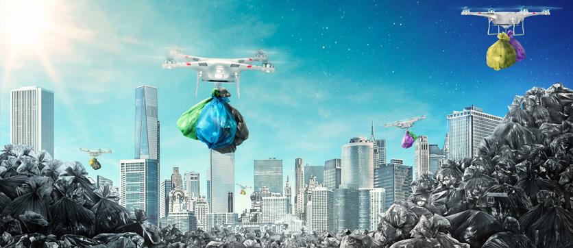 come diventare un comune plastic free