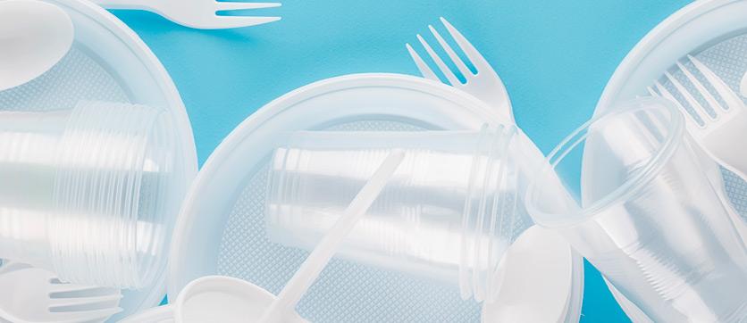 plastica monouso che inquina maggiormente il nostro ambiente
