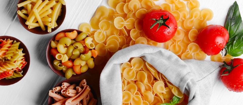 prodotti tipici italiani alla fiera
