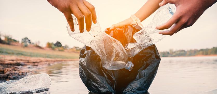diventa plastic free facendo la raccolta differenziata