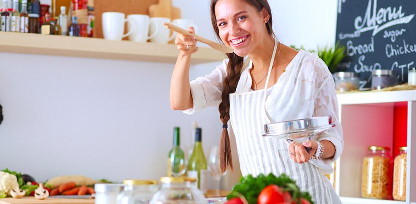 Ingredienti per la preparazione del minestrone di verdure