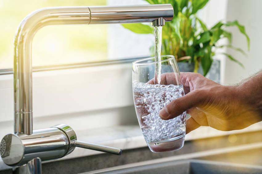 acqua pura e sicura con deputori domestici