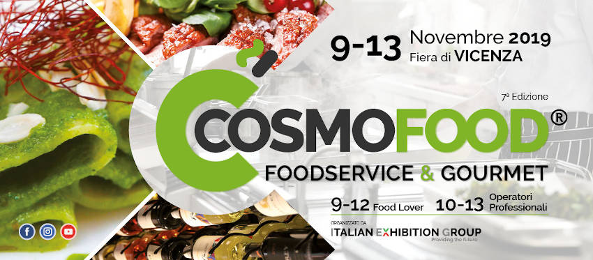 Cosmofood a vicenza foodservice e gourmet