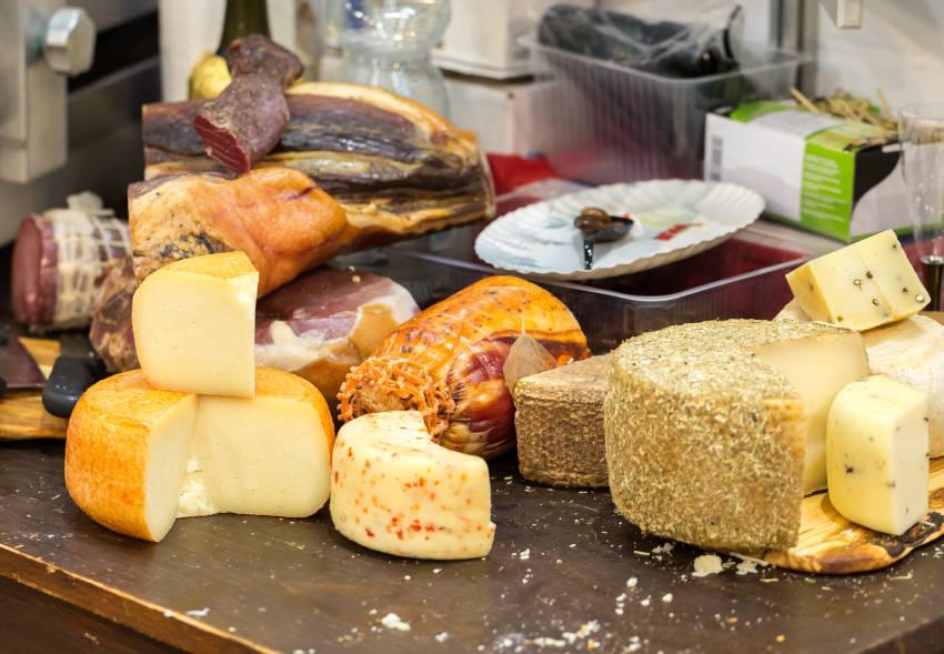 food e brink alla fiera cosmofood di Vicenza