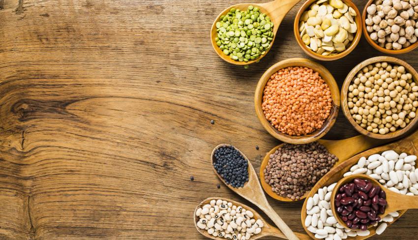 Prodotti bio , mangiando sano