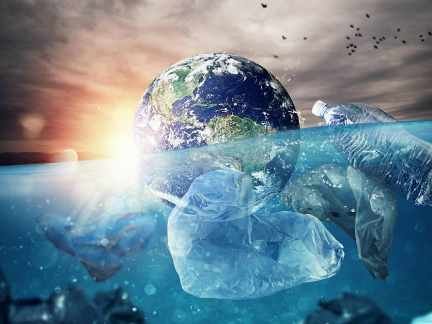 ridurre l'inquinamento dalla plastica