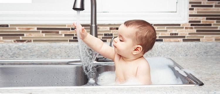 vantaggi nell'utilizzo dell'acqua filtrata