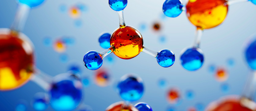 atomi metallici presenti nell'acqua
