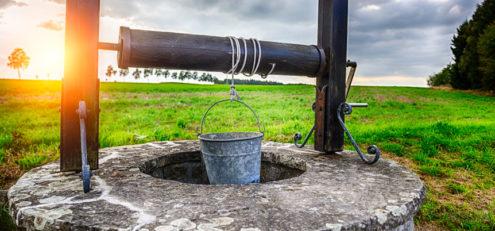 depuratori per filtrare l'acqua del pozzo