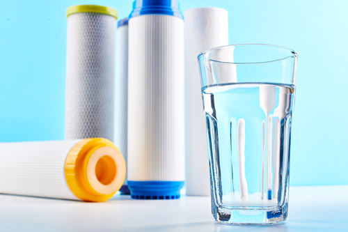depurazione dell'acqua grazie all'osmosi inversa